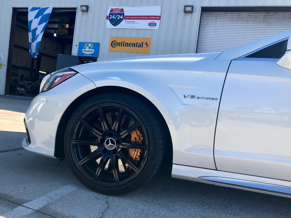 mercedes benz service tires and brakes jacksonville florida